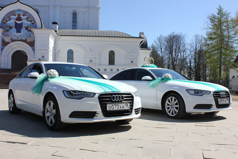 Прокат машин на свадьбу ярославль